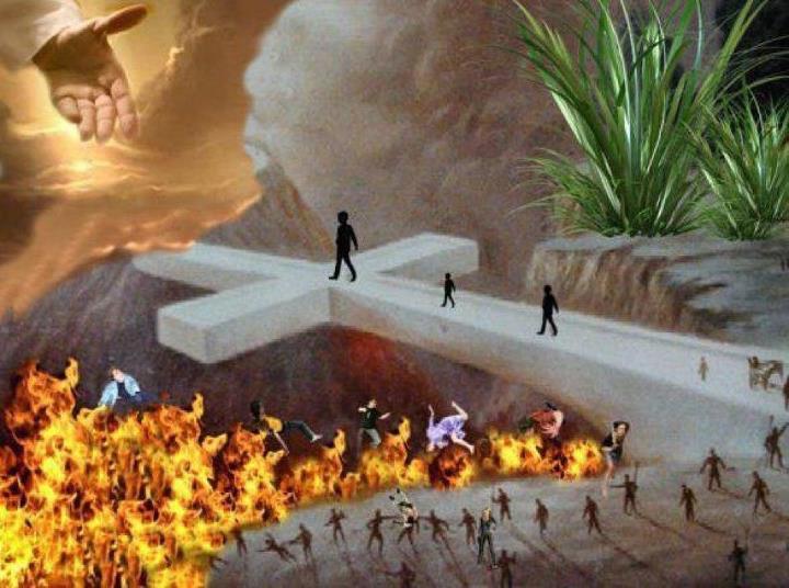 Der Weg zu Gott - das Kreuz Jesu
